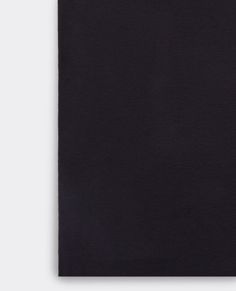 Blickdichte Strumpfhose Black beauty Meng