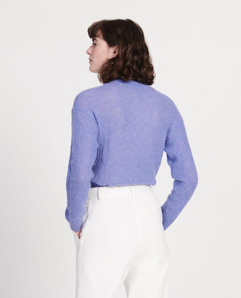 Pullover aus Baby-Alpaka Persian jewel Lilirose