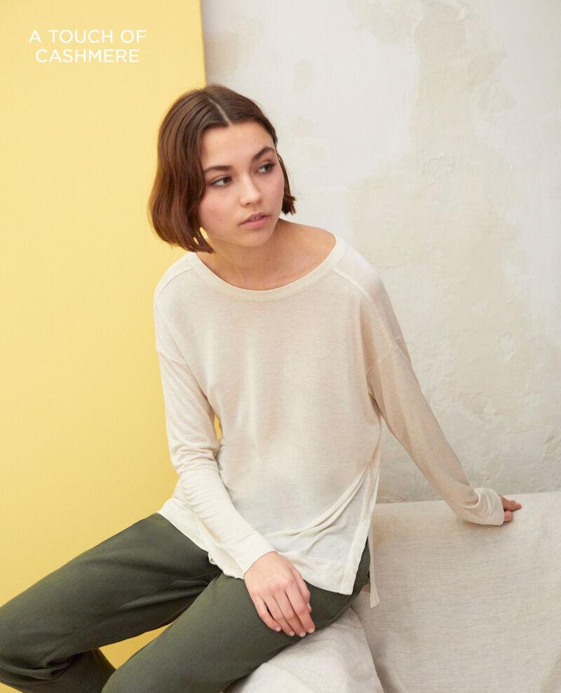 Zeitloses T-Shirt Natural beige Integre