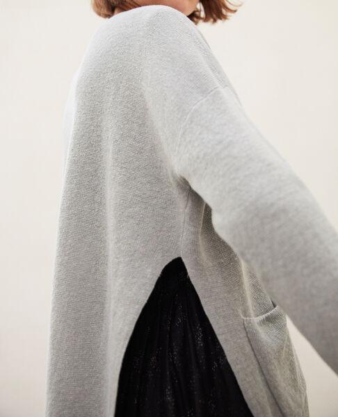 Comptoir des Cotonniers - oversize cardigan - 5