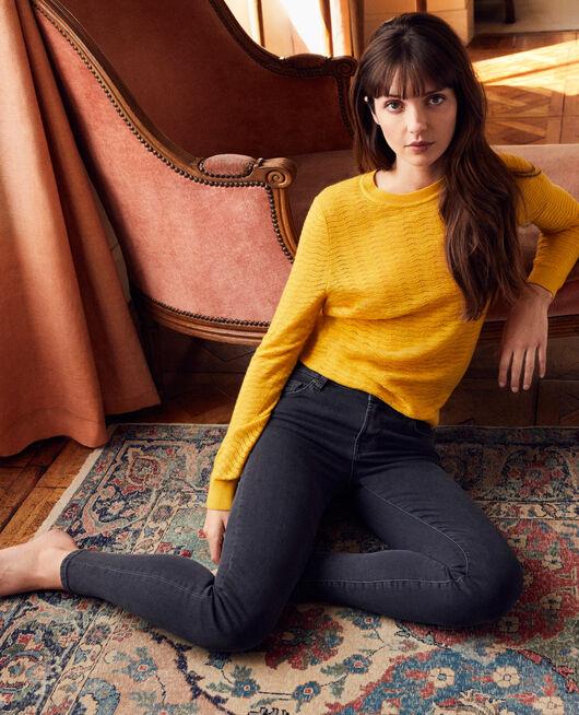 Jeans mit Skinny-Fit GREY