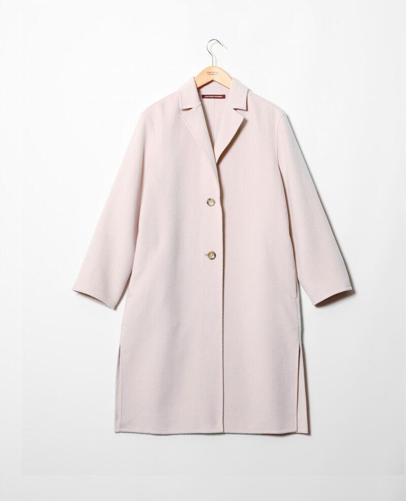 Doppelseitiger Mantel Pink icing Irelie