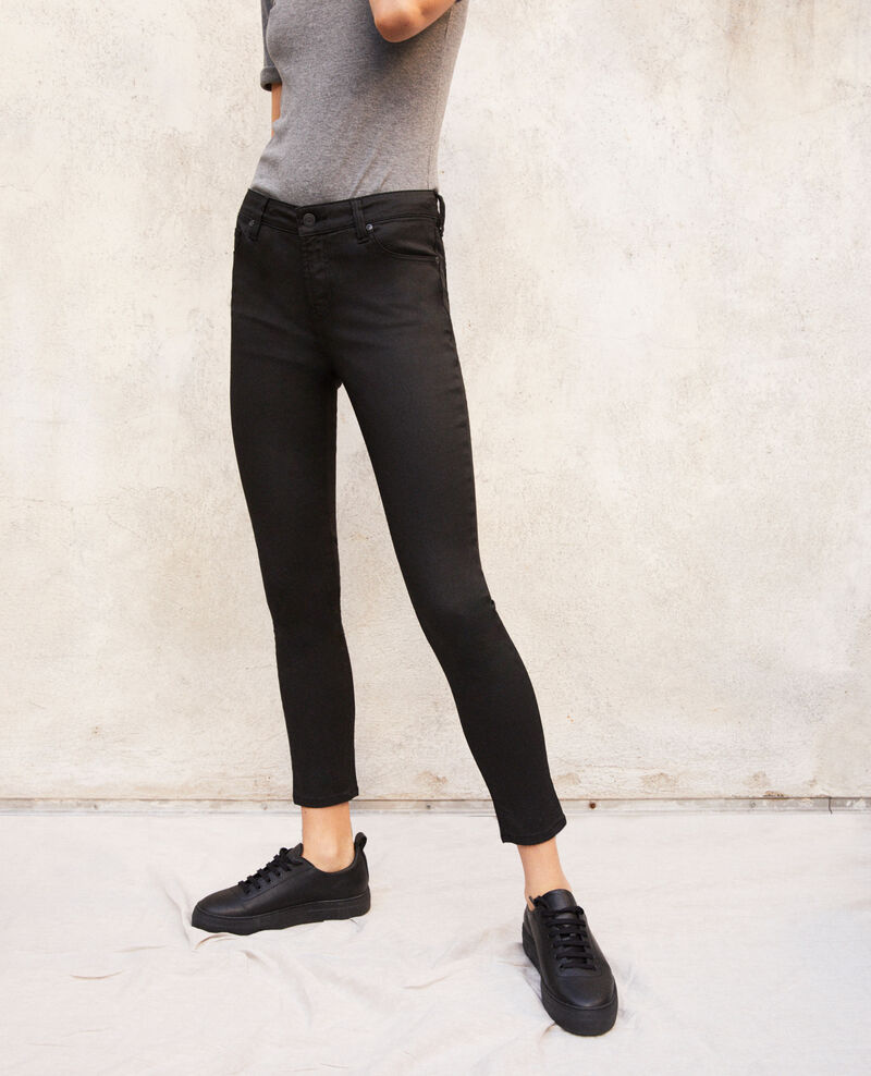 Regular Skinny-Jeans Noir Igoated