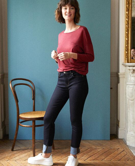 Slim-Jeans Blau