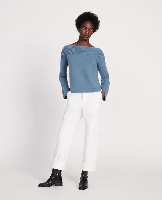 Pullover aus Wolle und Kaschmir BLUESTONE
