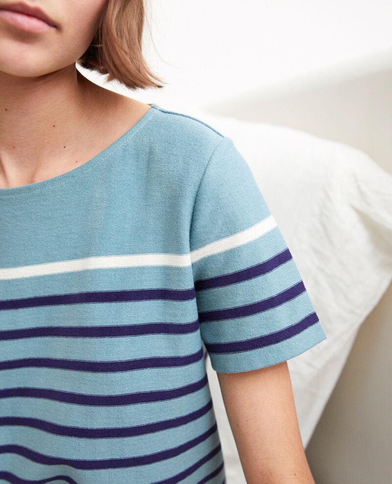 Matrosen-T-Shirt Bm/navy/ow Imarin