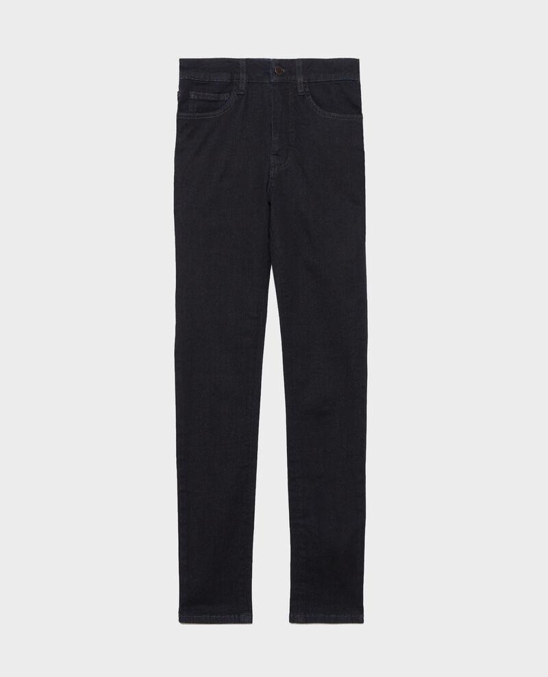 DANI - SKINNY - Jeans mit hoher Taille Rinse wash Nauke