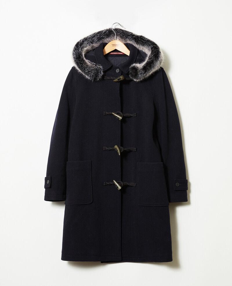 Mantel im Dufflecoat-Stil Dark navy Juffle