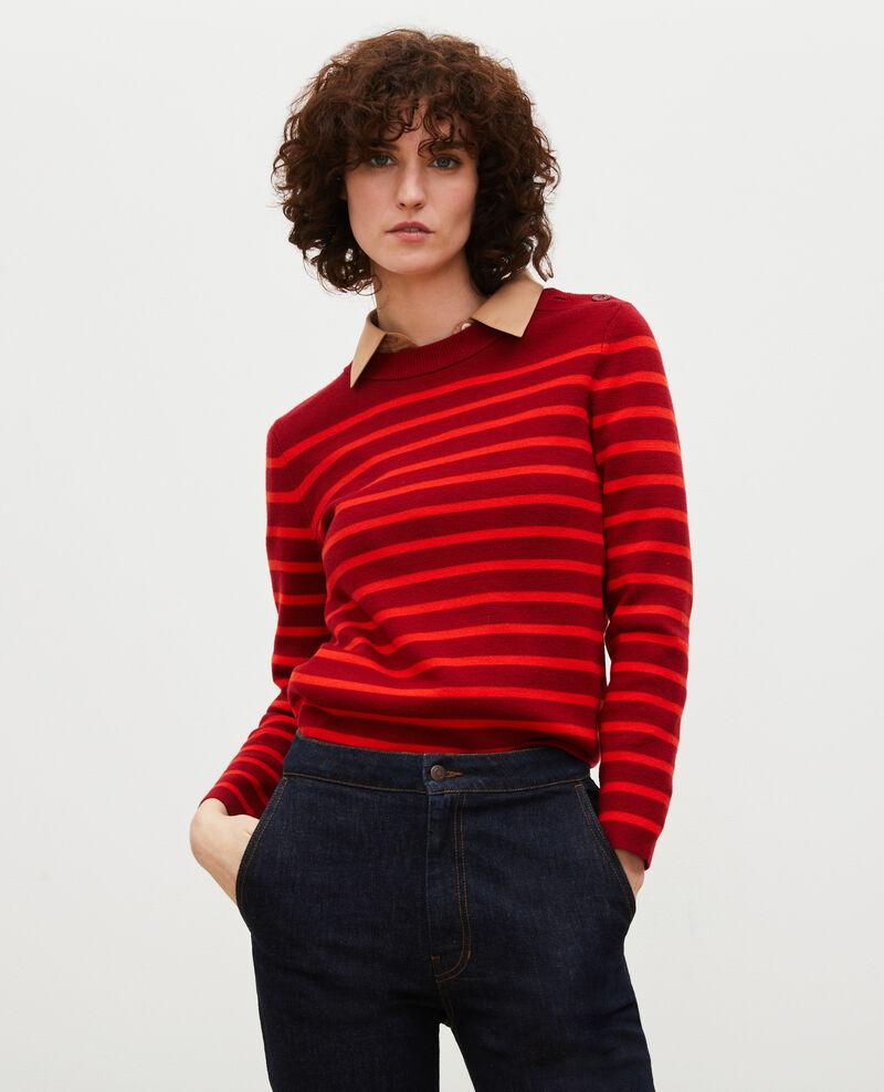 Wollpullover im Marinelook Str_ryr_fyr Liselle