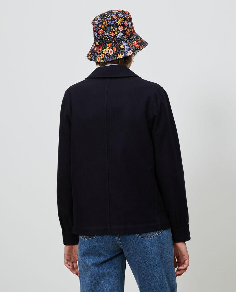 Arbeitsjacke aus Baumwolle Night sky Nalon