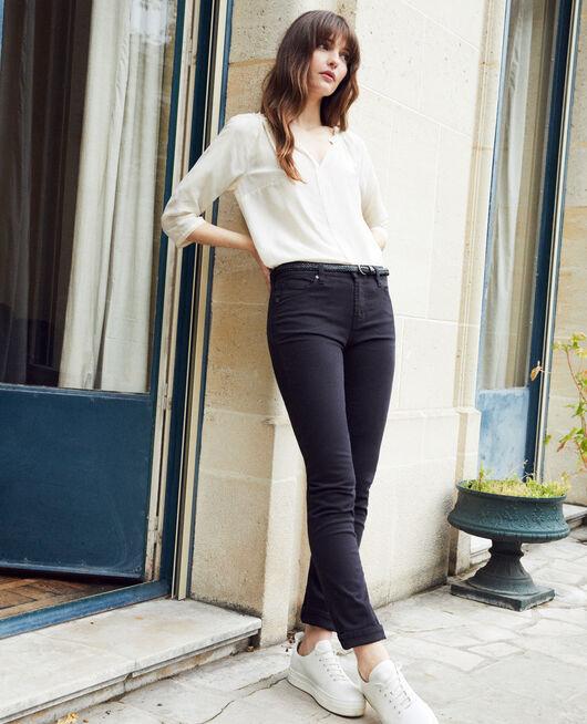 Slim-fit-Jeans NOIR
