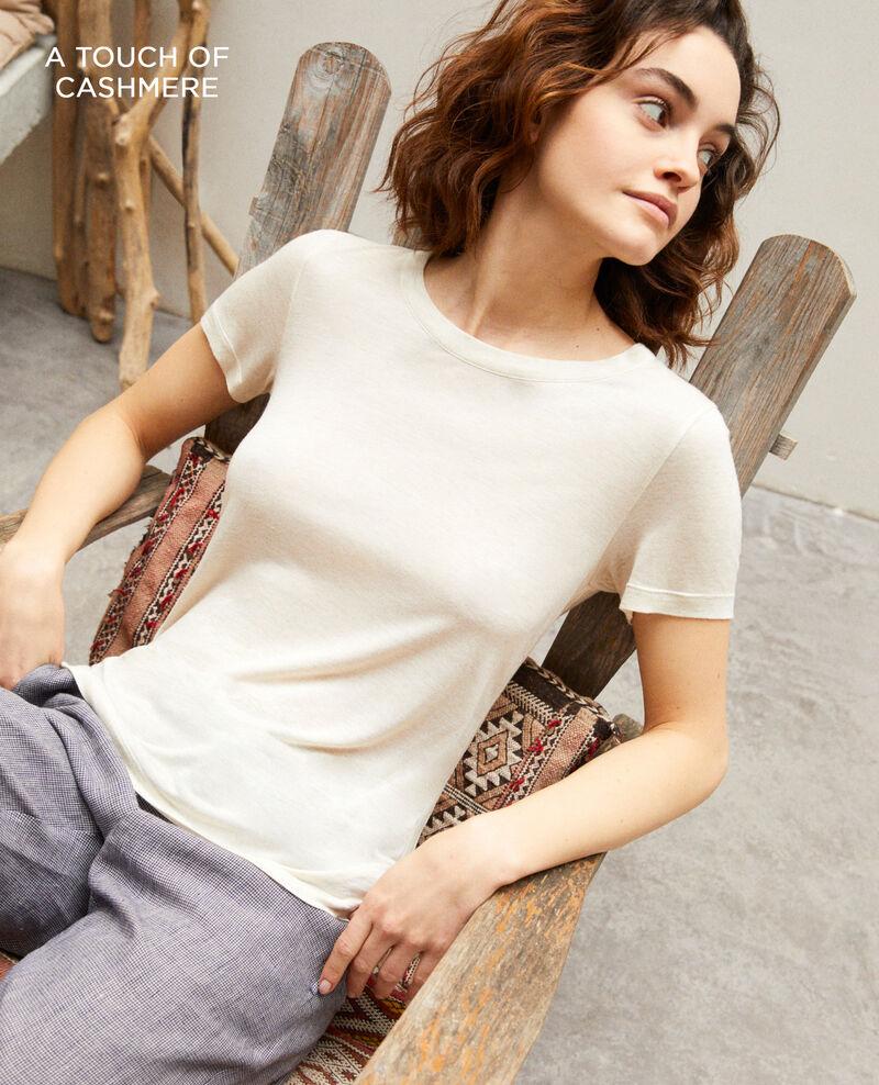 Zeitloses T-Shirt Natural beige Impax
