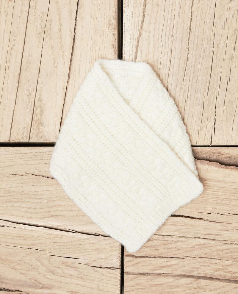 Strickkragen Off white Jidule