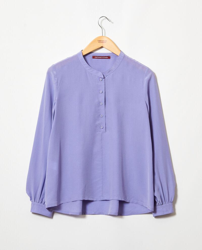 Fließende Tunika Purple blue Innocent