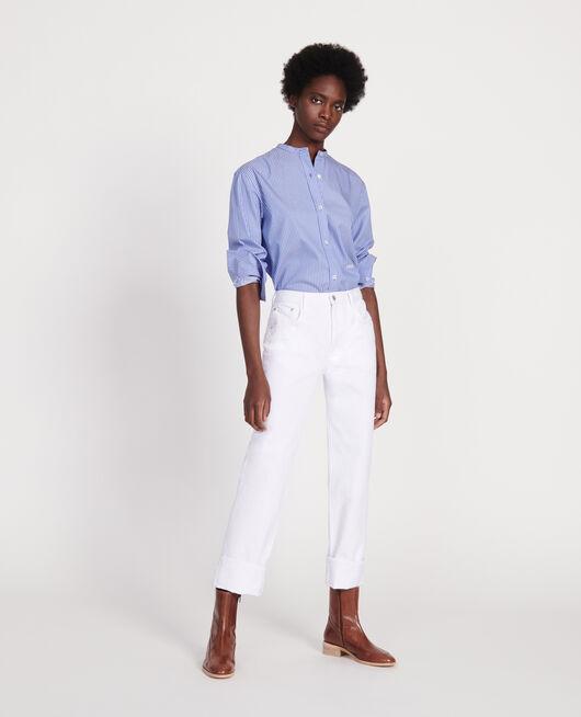 Gerade Jeans OPTICAL WHITE