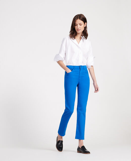Gerade geschnittene Hose PRINCESS BLUE