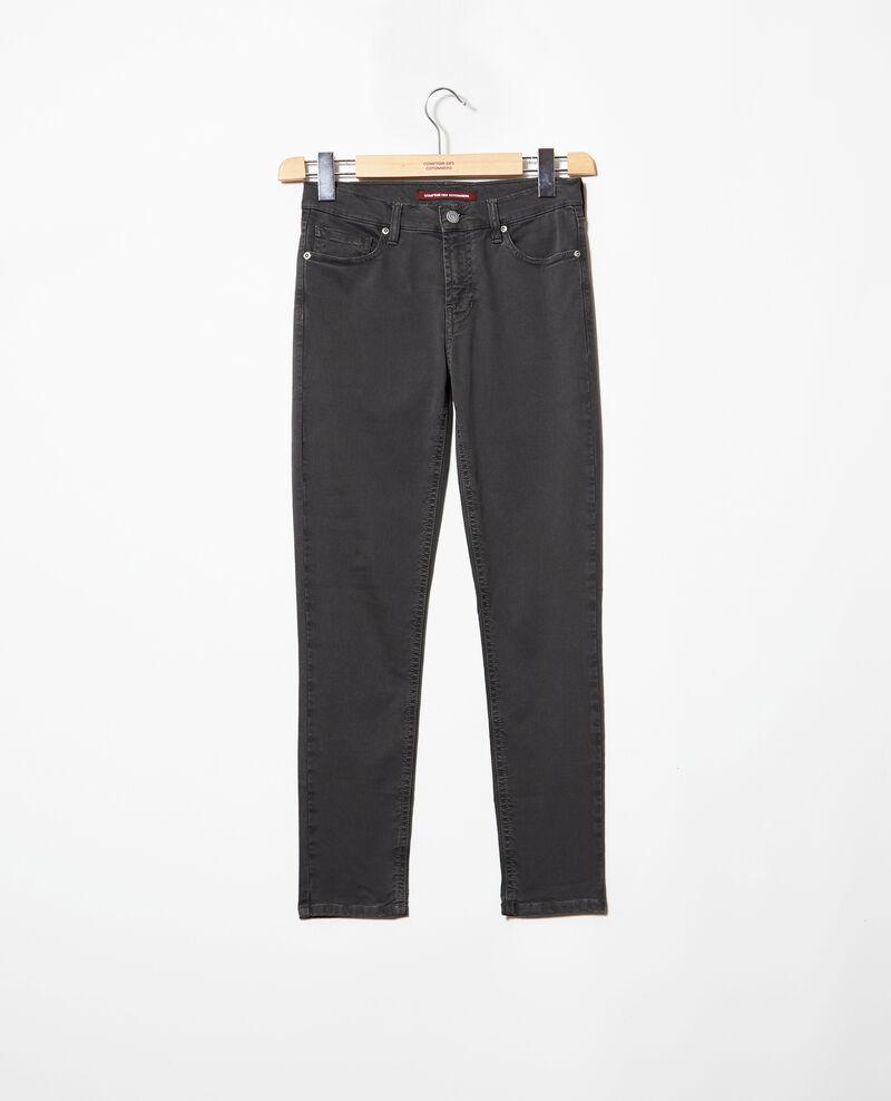 Skinny-Jeans Dark green Ibonair
