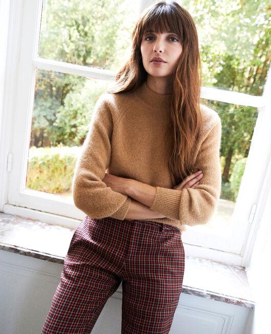 Pullover mit Stehkragen ICED COFFEE