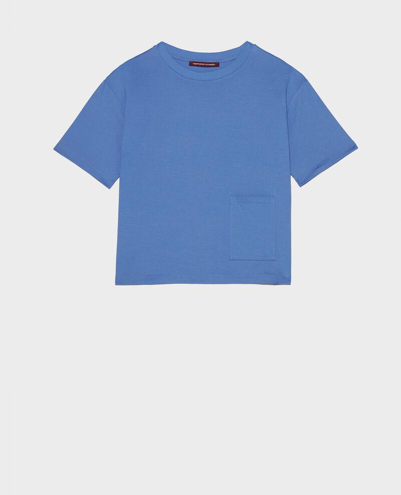 Oversize T-Shirt Persian jewel Lexana