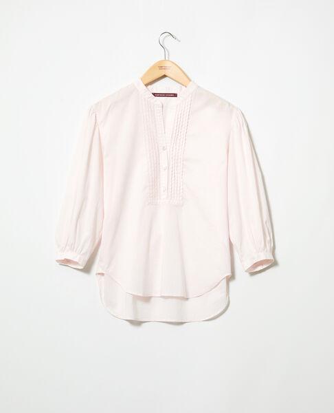 Comptoir des Cotonniers - bluse mit plastron - 2