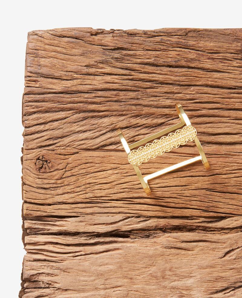 Manschettenarmband Gold Filante