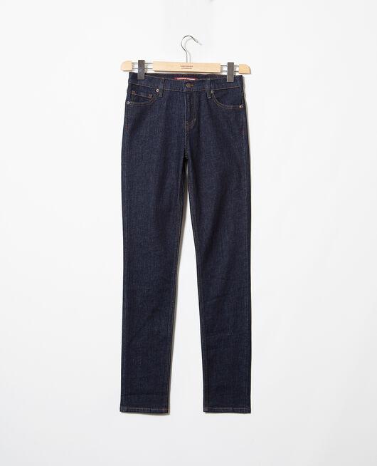 Slim-Jeans Bleu