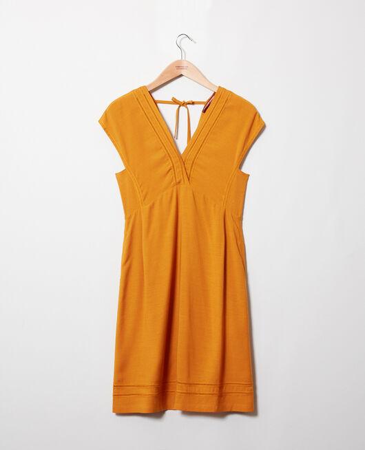 Kleid mit Spitzeneinsatz THAI CURRY