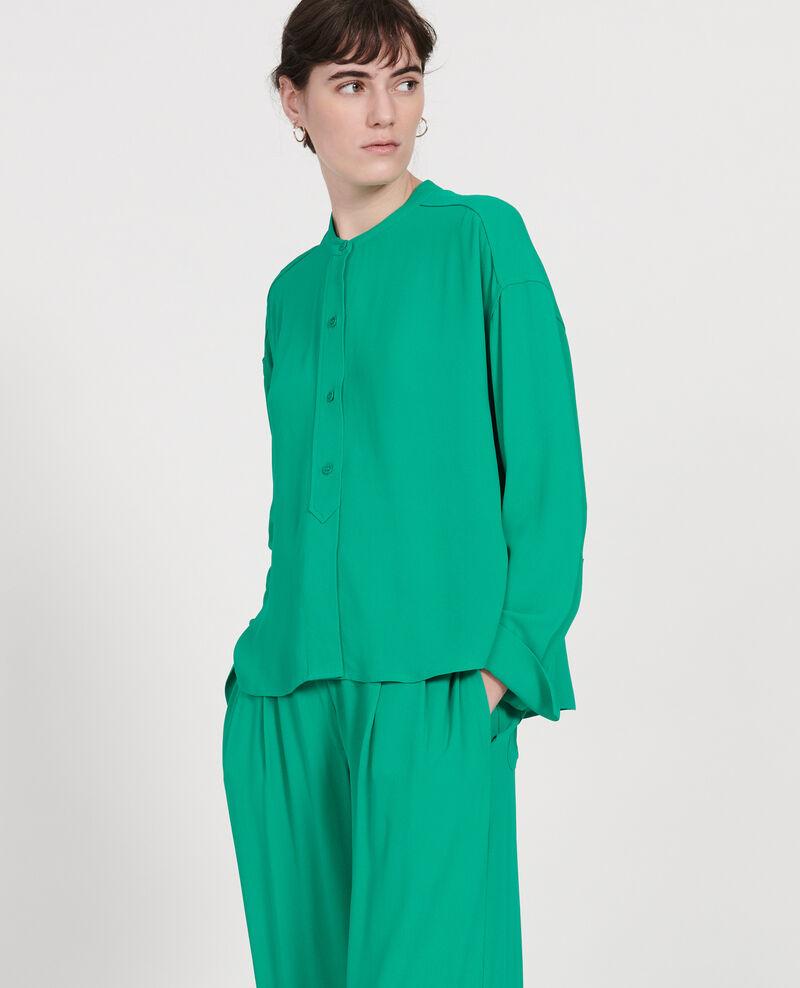 Gerade geschnittene Bluse Golf green Lorleau