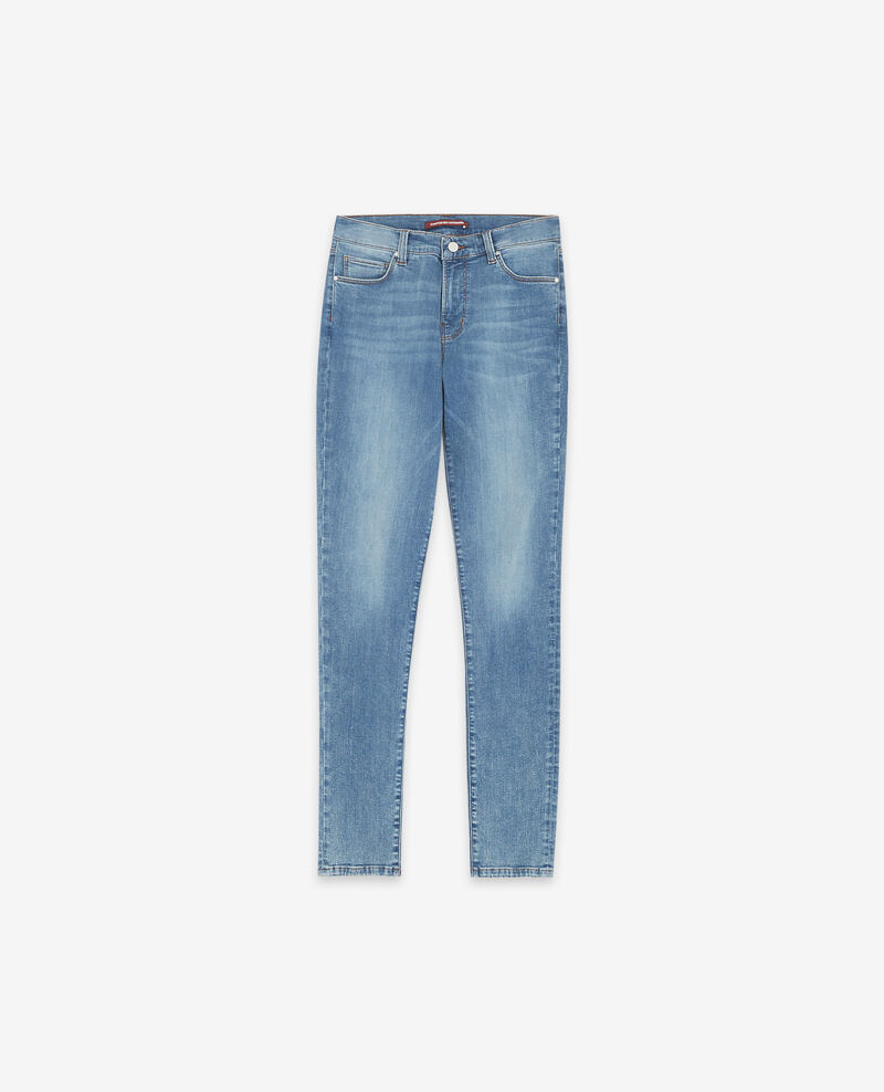 Slim-Jeans Light indigo Dolivet