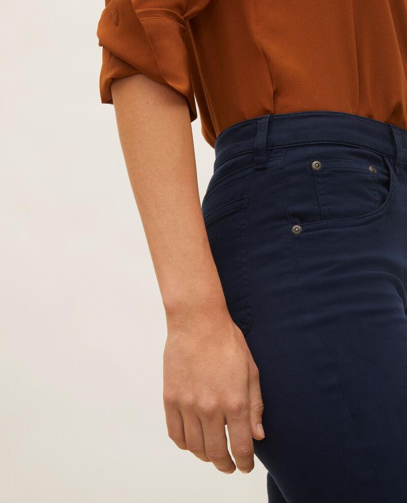 SLIM STRAIGHT - Gerade Jeans Maritime blue Lozanne