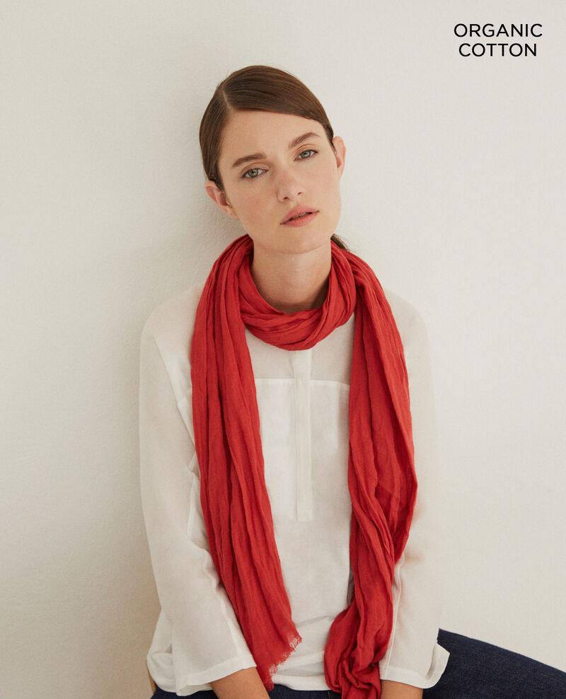 Tuch aus Organic Baumwolle Rouge Geste