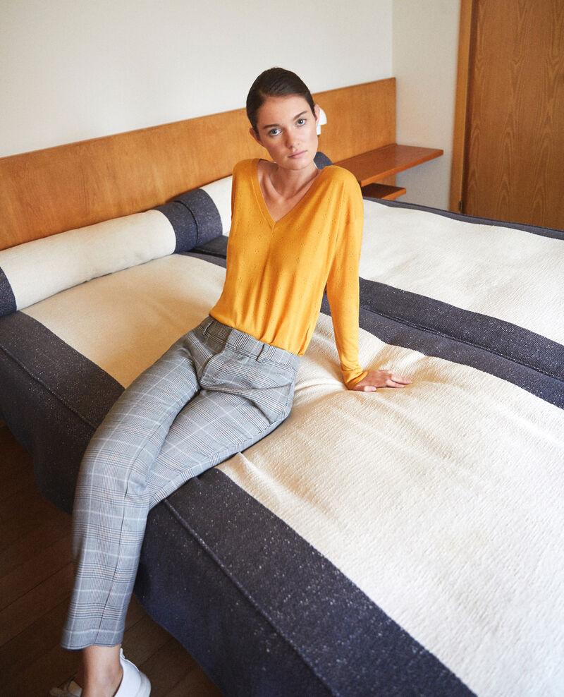 Pullover aus Merinowolle Golden spice Garago