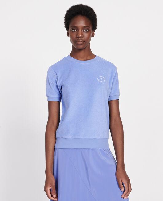 Frottee-T-Shirt aus 100 % Baumwolle PERSIAN JEWEL