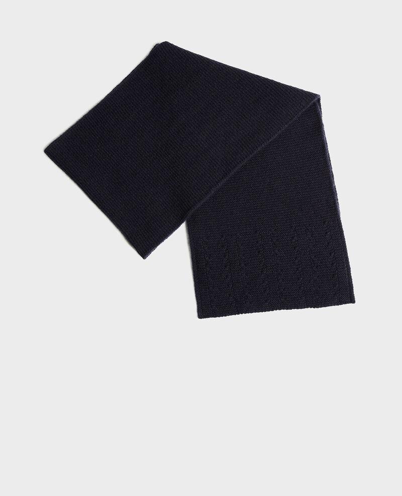 Schal aus Kaschmir  Night sky Minet