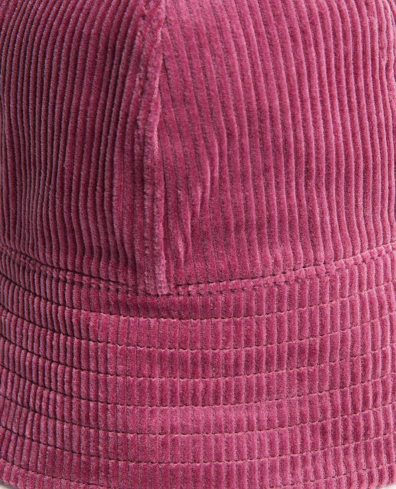 Kord-Bucket-Hat Damson Pelo