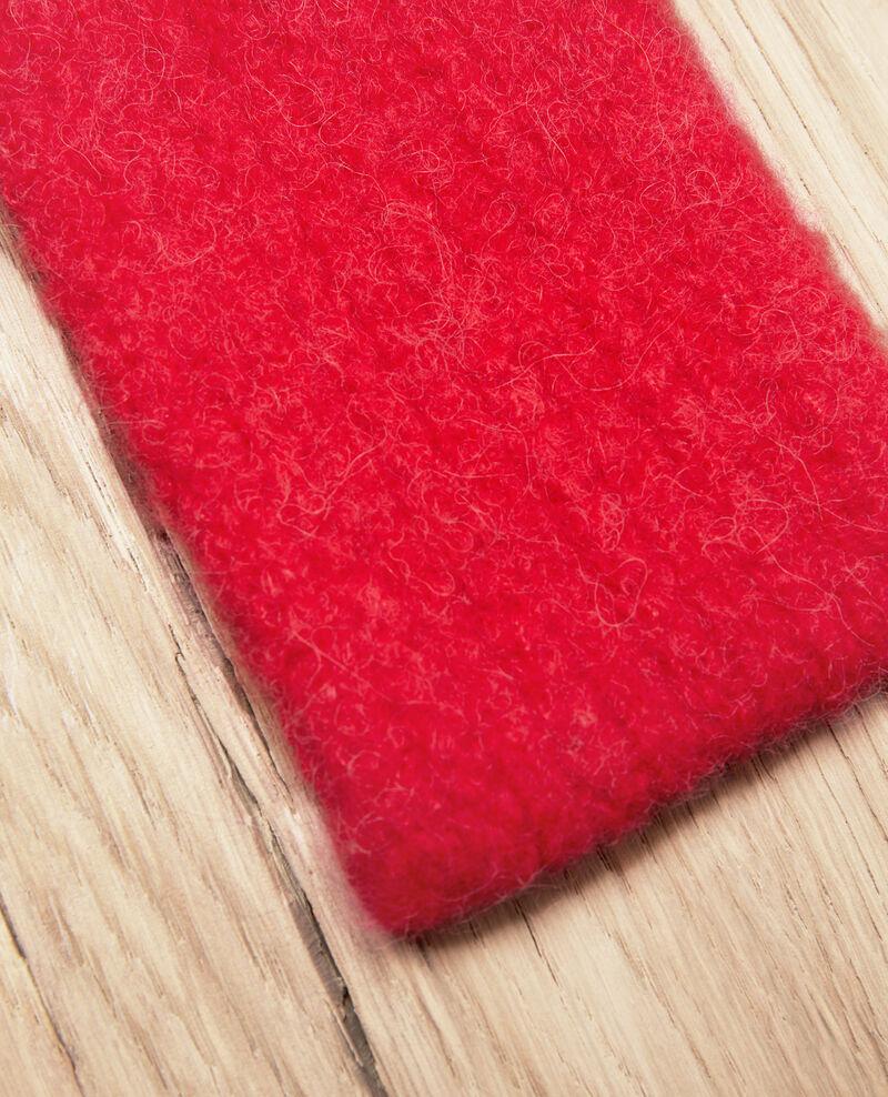 Strick-Headband Molten lava Jihead