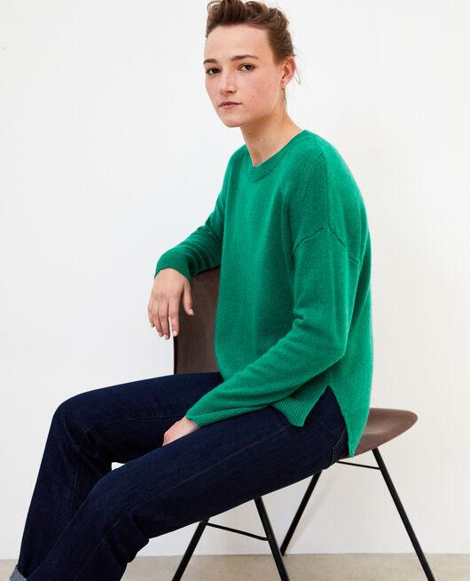 Pullover aus Kaschmir ULTRA GREEN