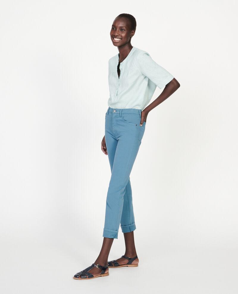 SLIM STRAIGHT - Gerade Jeans Bluestone Lozanne