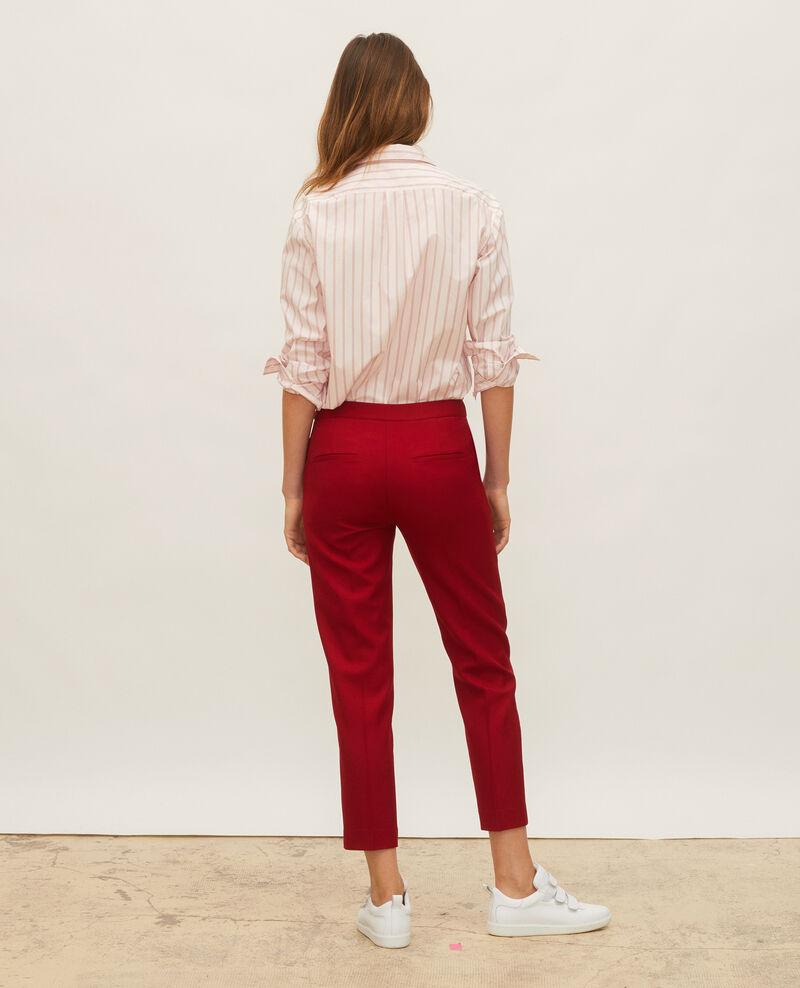 Boyish Bluse aus Baumwolle Popeline stripe3 Labilo