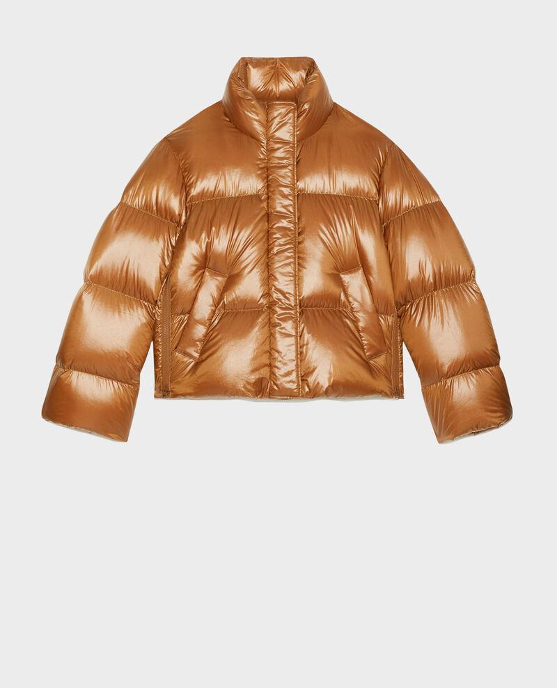 MARGOTTE - Kurze Daunenjacke Monks robe Parcy