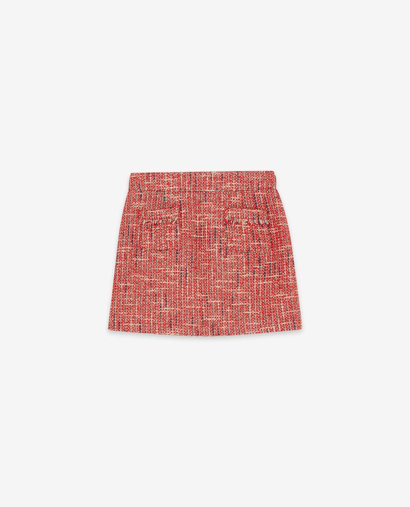 Tweed-Rock Orange red Doulon