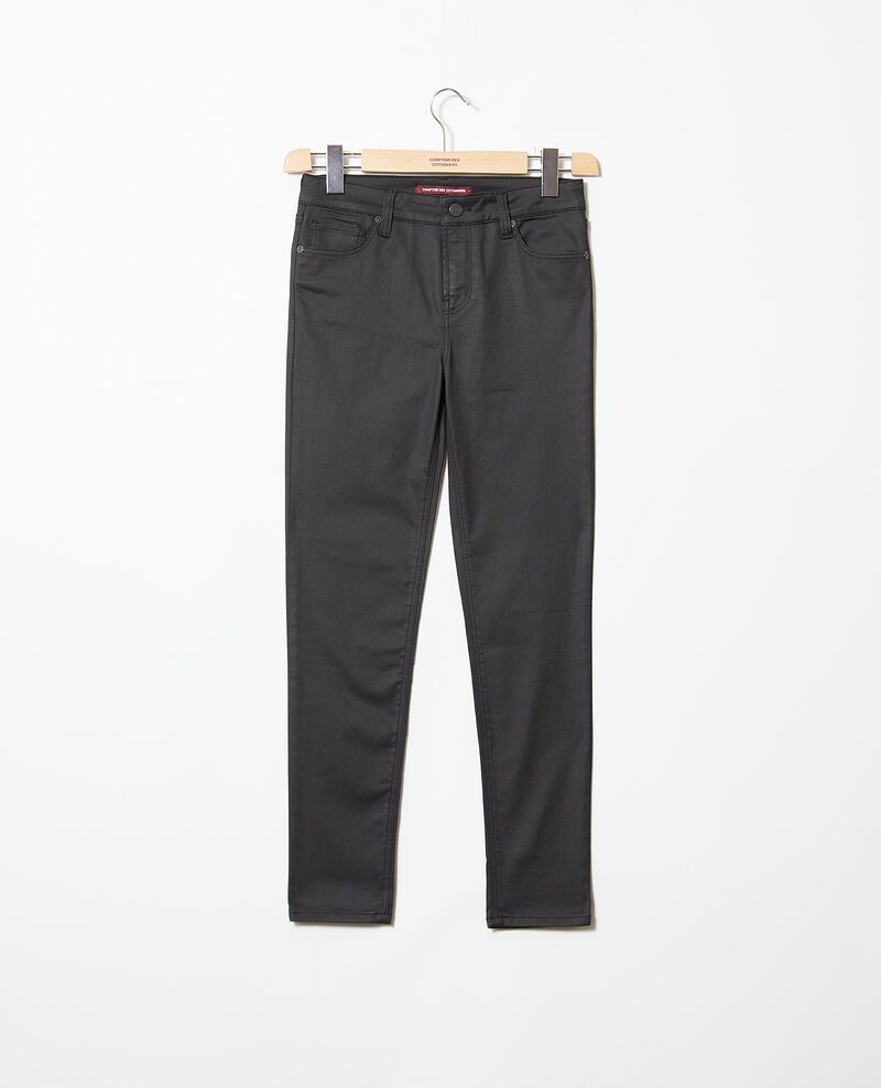 Regular Skinny-Jeans Noir Igoated