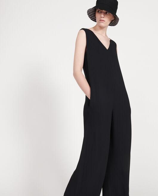 Combinaison pantalon en viscose BLACK BEAUTY