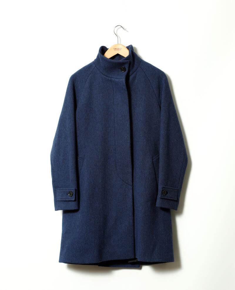 Mantel mit Stehkragen Peacoat Goyave