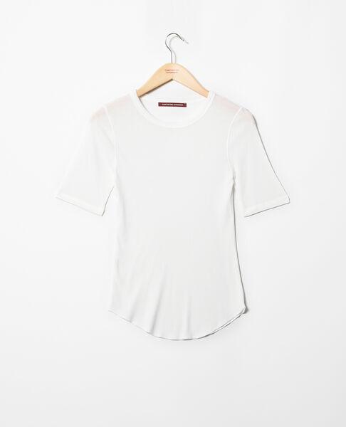 Comptoir des Cotonniers - rippstrick-t-shirt - 2