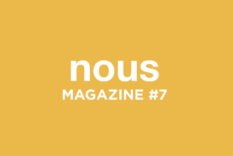 Magazine #7 - Mobile