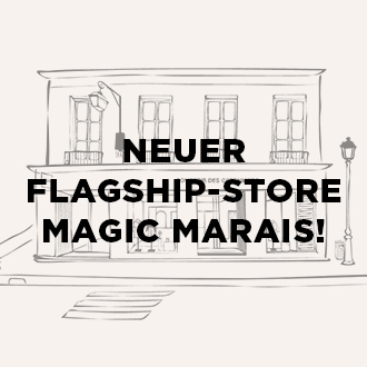 Neuer Flagship-store Magic Marais