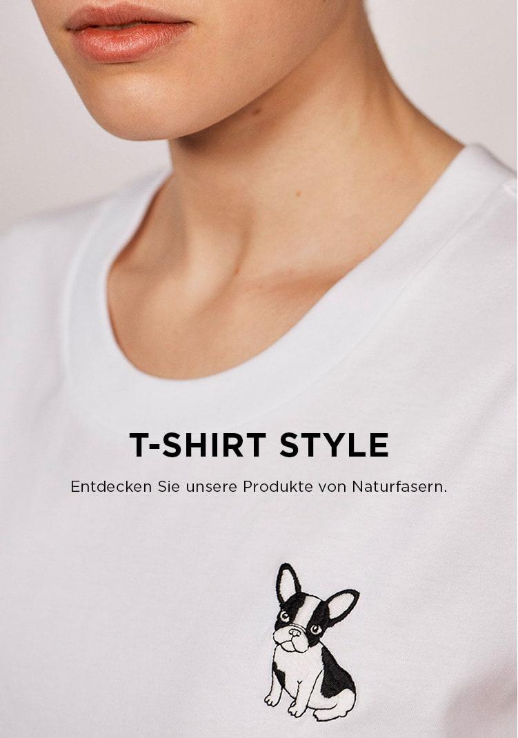 T-shirt style