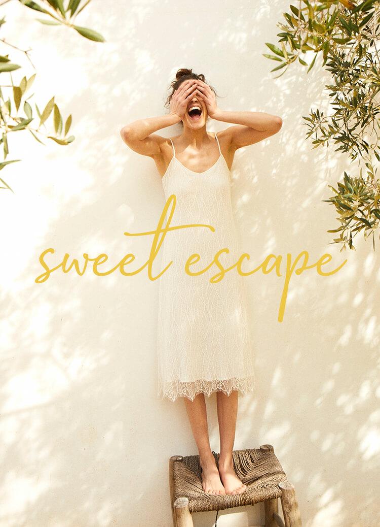 SS19 Sweet Escape