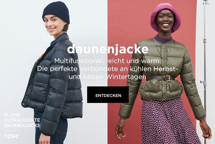 Daunenjacke - Mobile